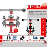 Wheel Alignment Machine Model EL 200