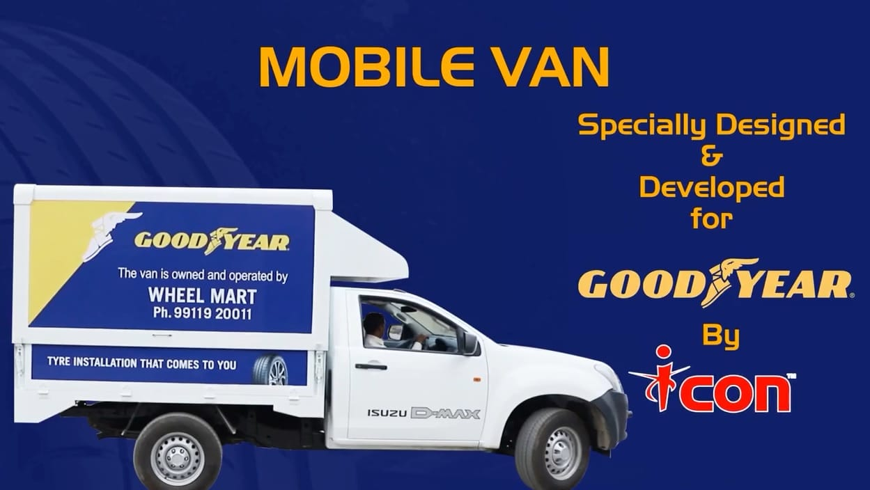 Mobile Service Van Manufacturer in India