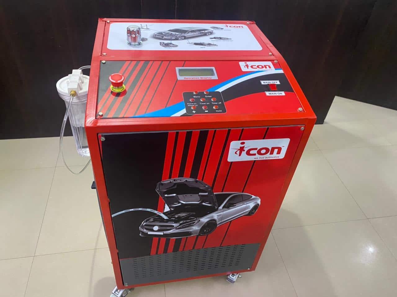ZEROCARB: Engine Decarbonizing Machine, Carbon Cleaning Machine